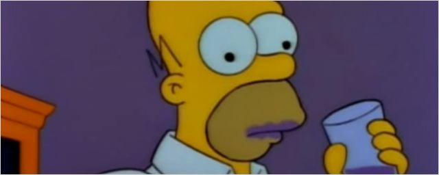 'Los Simpson': Así se prepara un buen Flameado de Moe