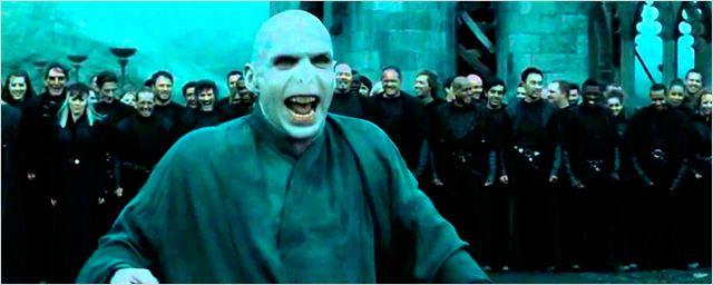 'Harry Potter': Ralph Fiennes habla por fin sobre esa risa de Voldemort en 'Las Reliquias de la Muerte'