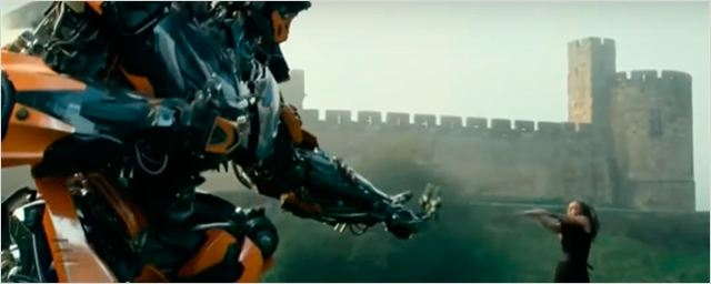 'Transformers: El último caballero': El adelanto de los MTV Awards presenta al Autobot Hot Rod y material nunca visto