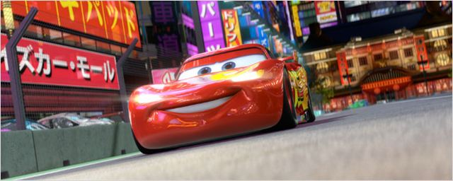 'Cars 3': Armie Hammer quiere un 'crossover' con 'Up'