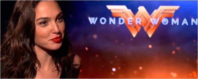 """Gal Gadot ('Wonder Woman'): """"Chris Pine y yo interrumpimos muchas escenas porque no podía evitar reírme"""""""