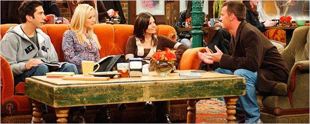 'Friends': Este estudio indica cuánto café han tomado los protagonistas de la serie