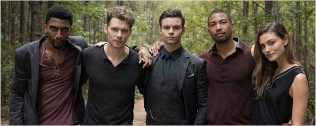 'The Originals' llegará a su fin en la quinta temporada