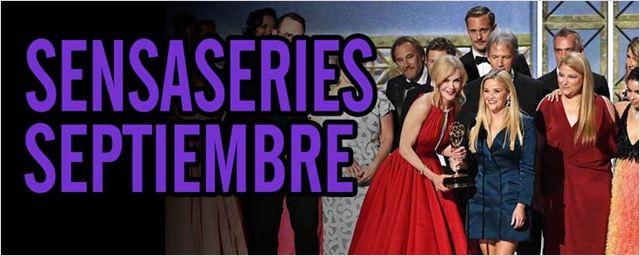 'Narcos', la nueva serie del director de 'La La Land' y muchas más novedades seriéfilas en el programa de SensaSeries de septiembre de 2017