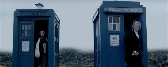 'Doctor Who': los Doctores se encuentran en el nuevo clip del especial de Navidad