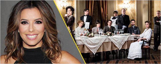 'Gran Hotel': Eva Longoria producirá la adaptación de la serie española en EE.UU
