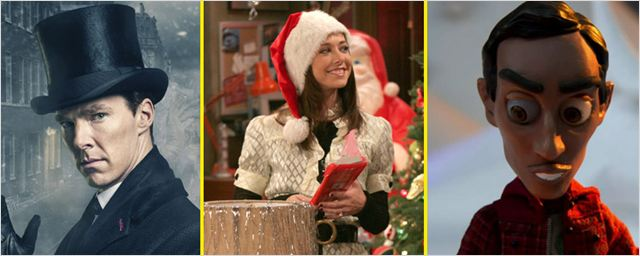 Los mejores personajes navideños de la televisión