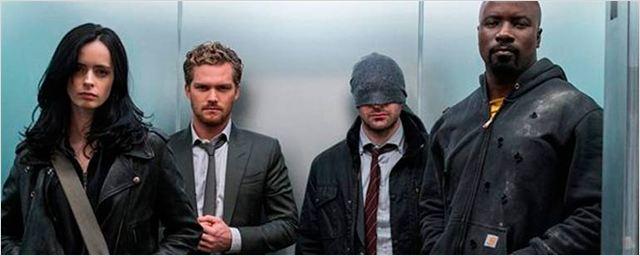 Marvel insinúa que no hará más series de superhéroes para Netflix