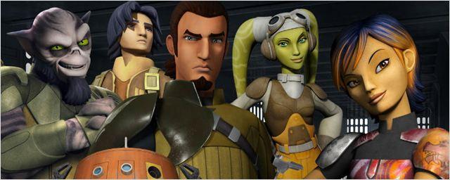 'Star Wars': una nueva serie de animación podría estar en marcha