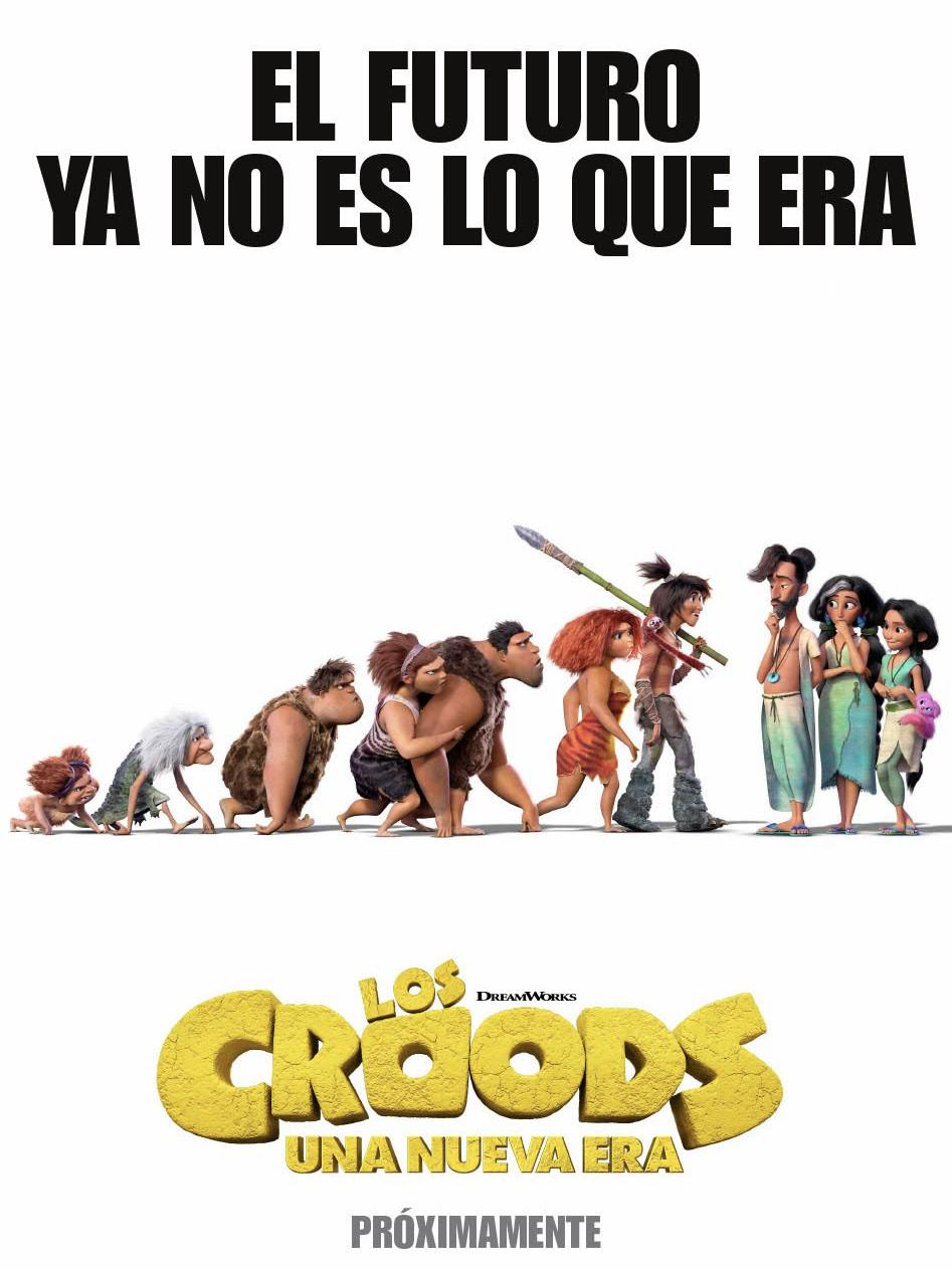 Los Croods: Una nueva era